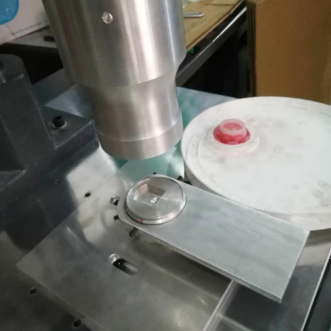 超声波焊头 涂料桶盖