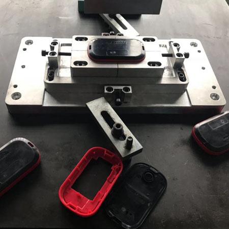 超声波模具用于ABS塑料壳焊接